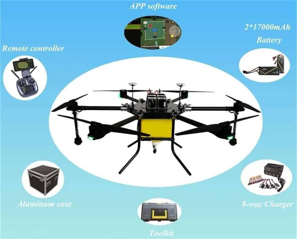 SHIYANLI L Drone