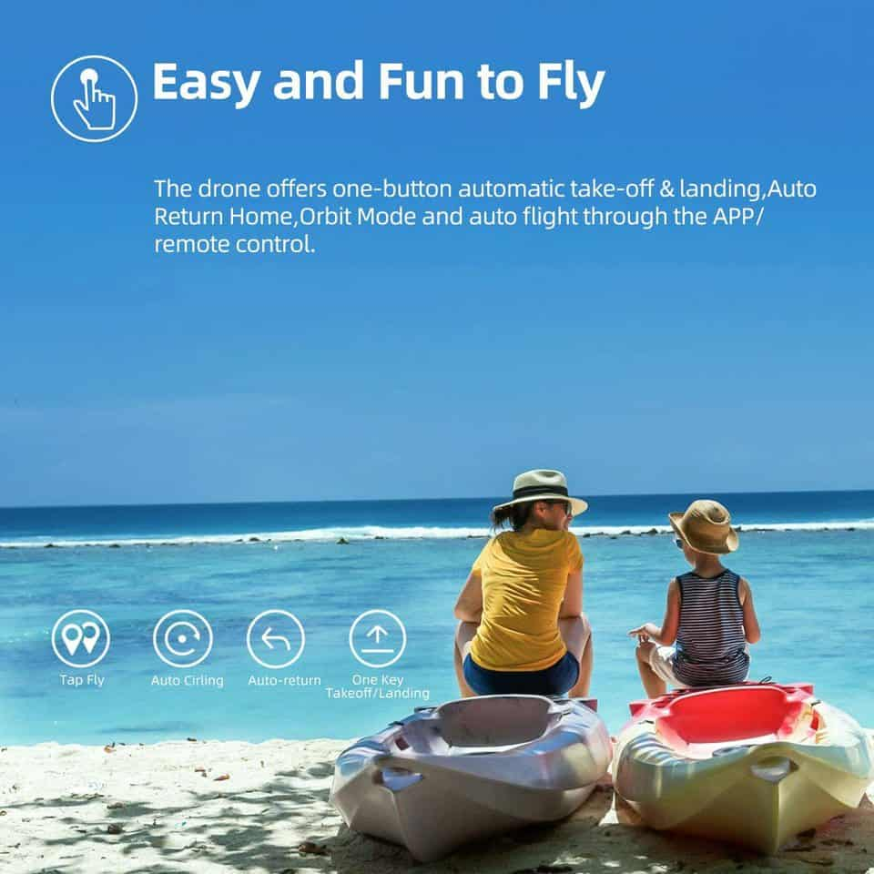 Easy and fun to fly