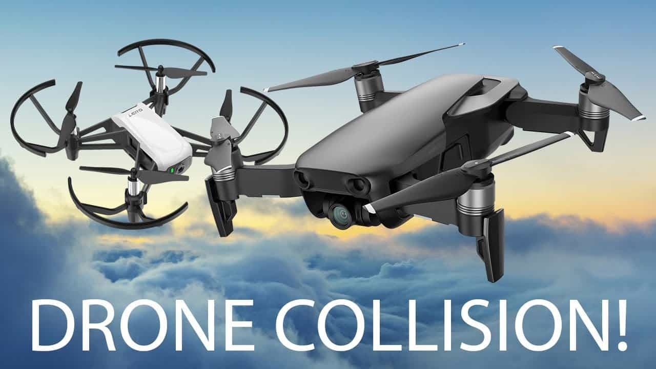 Drones With Collision